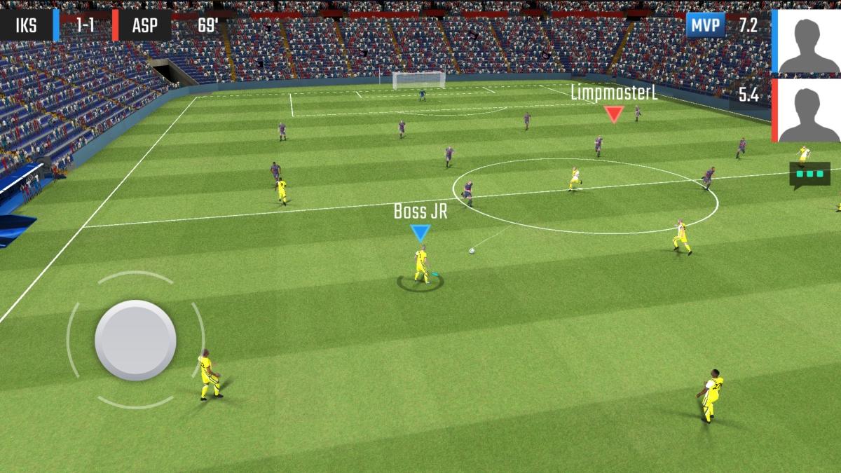 New football game Match MVP Neymar Jr. kicks off on mobile today