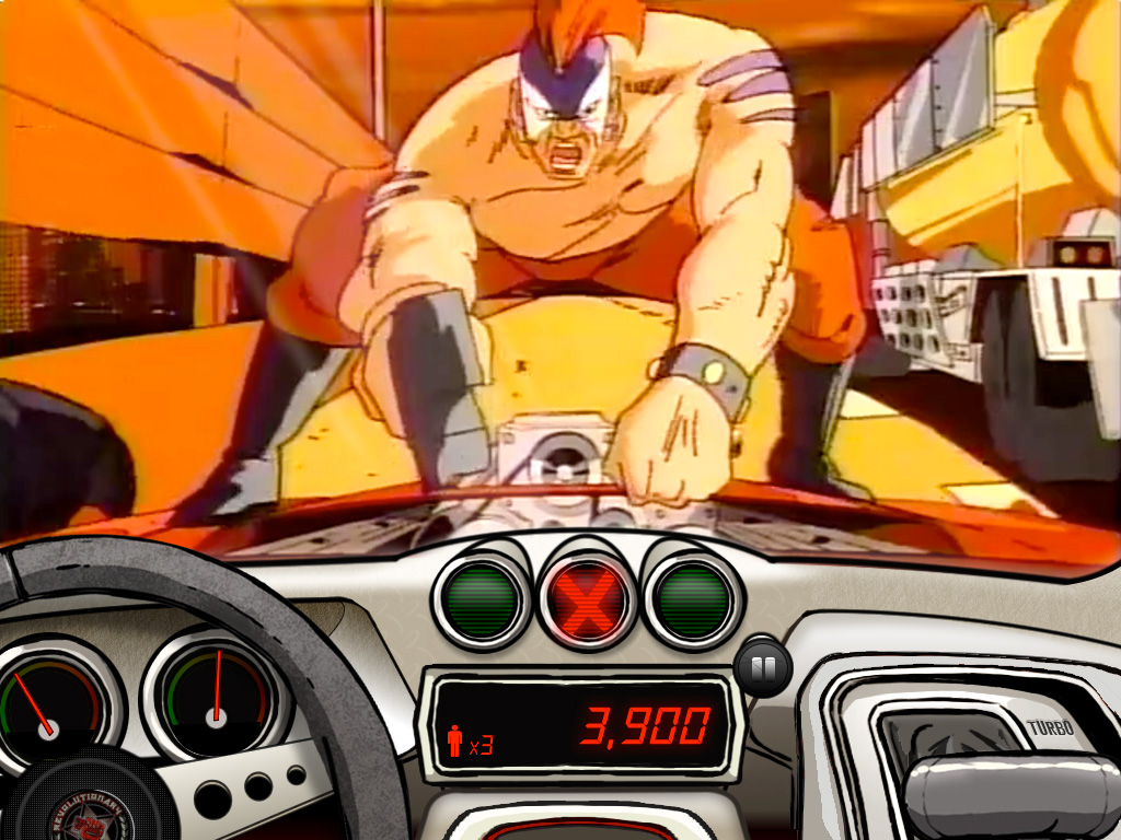 Retro arcade game Road Blaster to hit iPhone in New Zealand today, UK at midnight