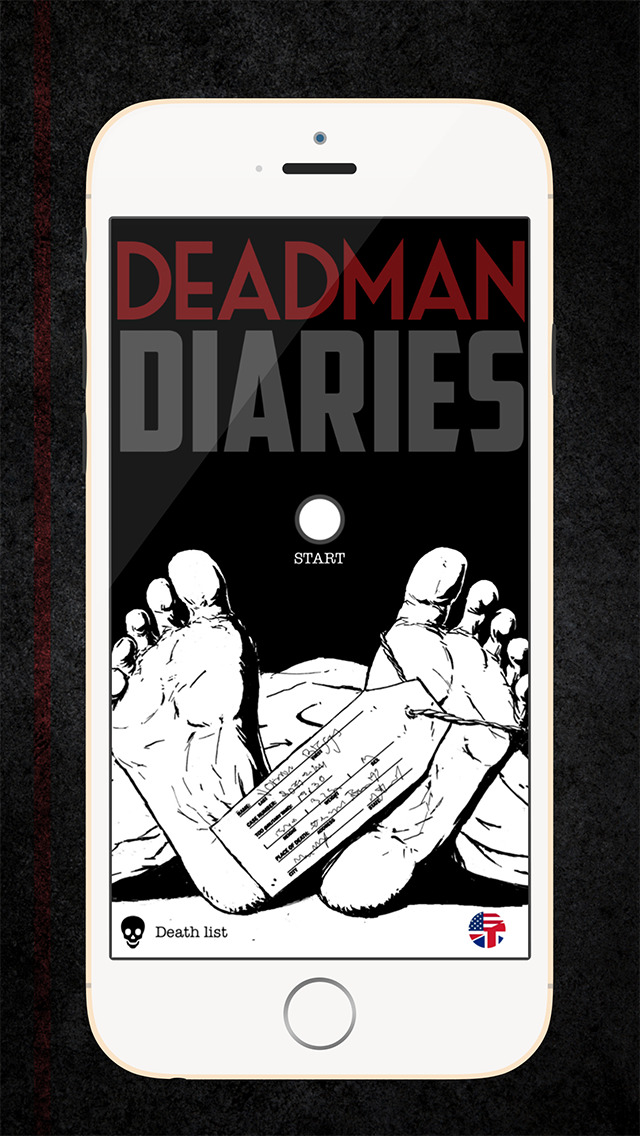Creators of Heavy Metal Thunder tackle neo-noir crime thriller in Deadman Diaries