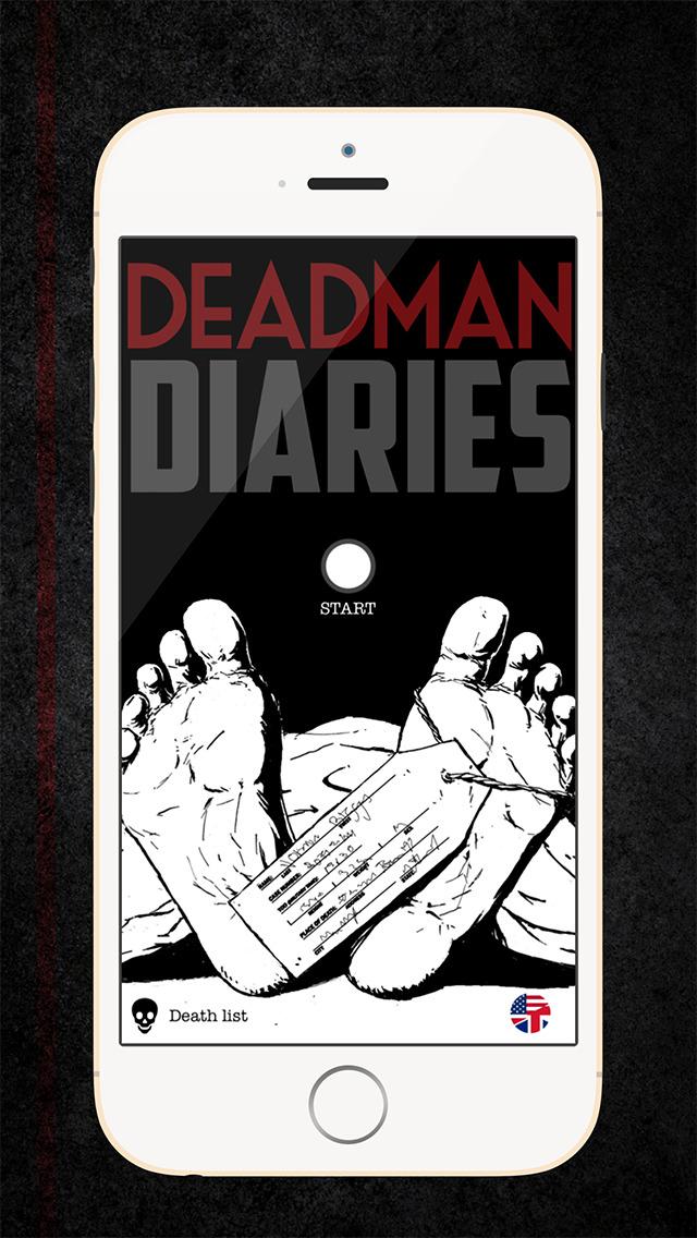 Creators of Heavy Metal Thunder tackle neo-noir crime thriller in Deadman Diaries