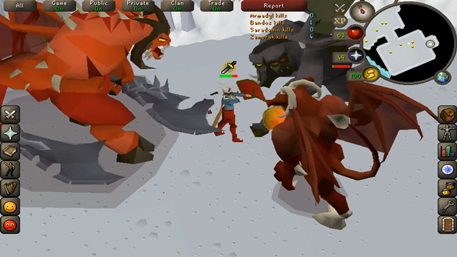 RuneScape and Old School RuneScape are headed to mobile and they're both cross-compatible