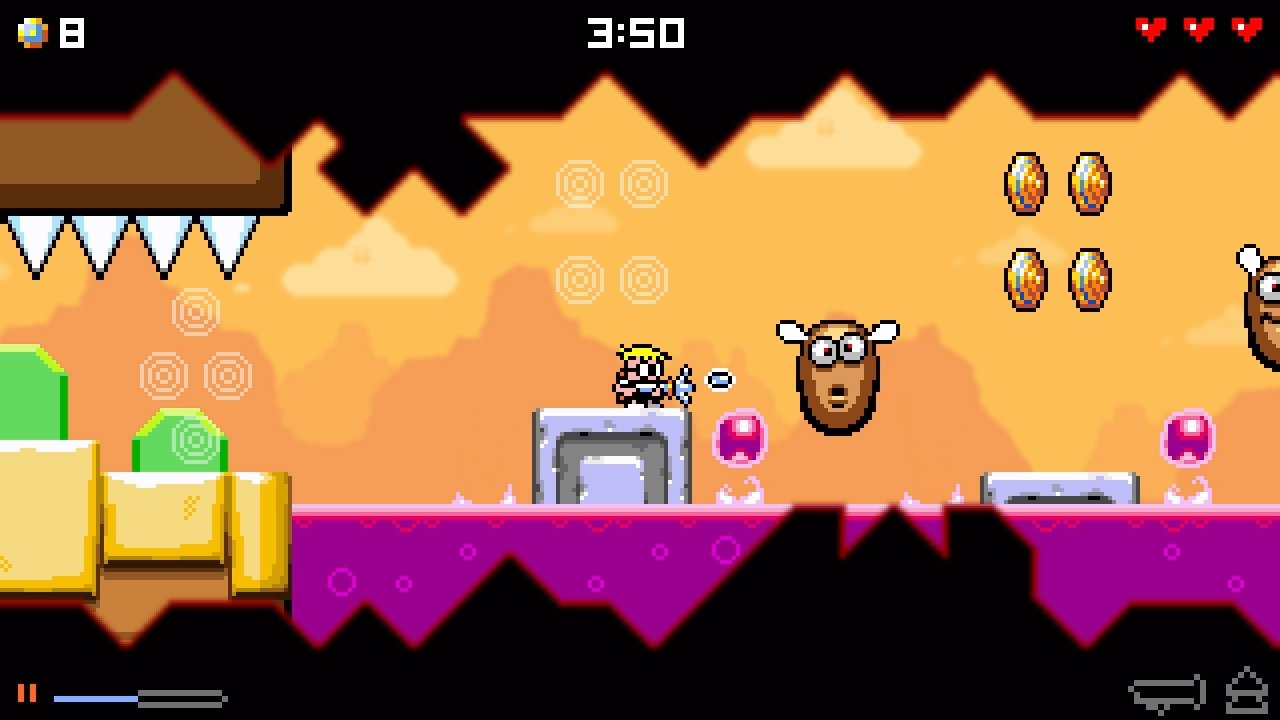 Mutant Mudds sequel, Mutant Mudds Super Challenge jumps to 3DS on March 17th