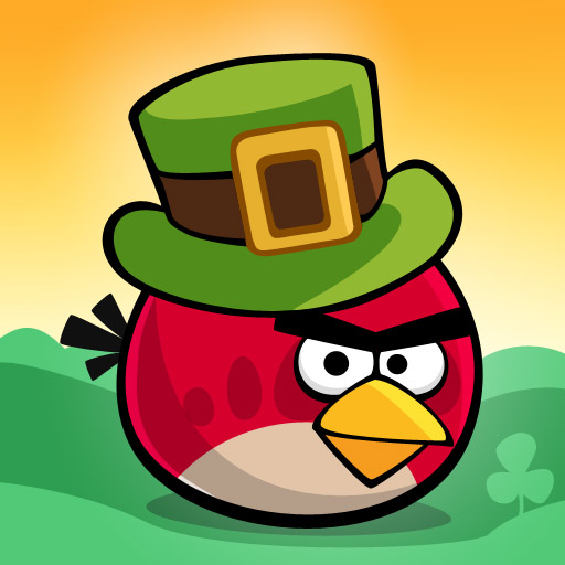 Go Green, Get Lucky: The Angry Birds Seasons Guide for St Patrick's Day
