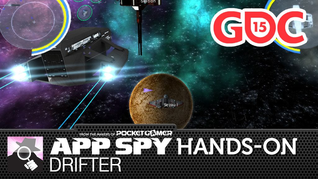 GDC 2015: Hands-on with Drifter - the ultra ambitious space empire game from Celsius Studios