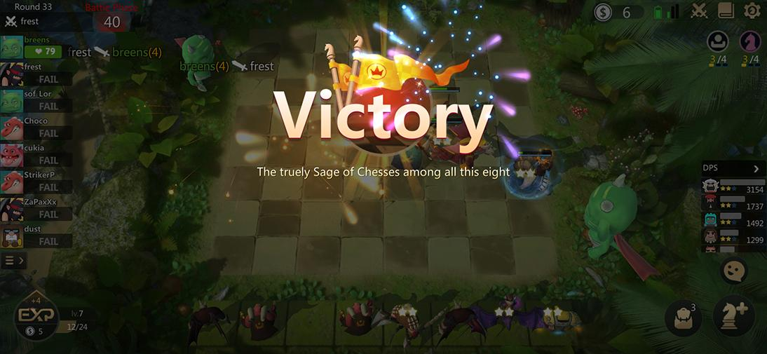 The best Auto Chess on mobile - Auto Chess vs Dota