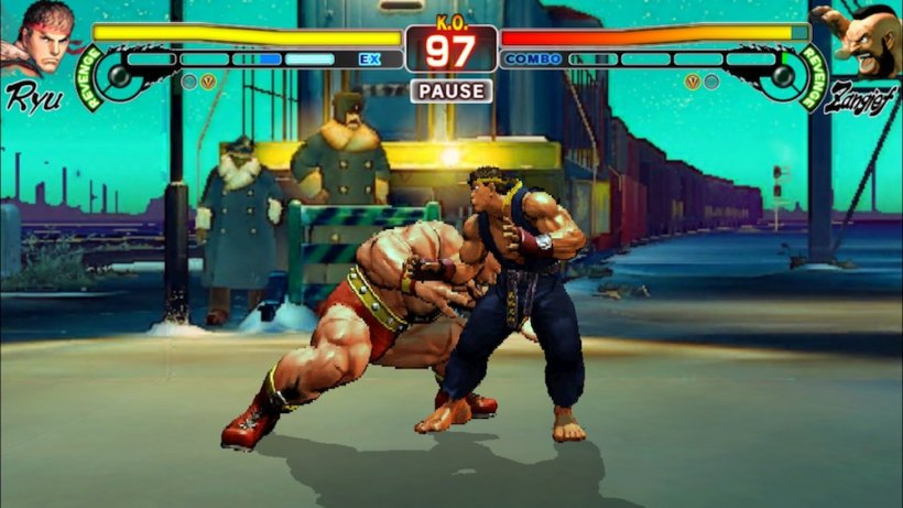 Street Fighter IV: Champion Edition iOS release delayed until this week