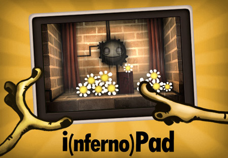 Incendiary puzzler Little Inferno will set the iPad alight this Thursday