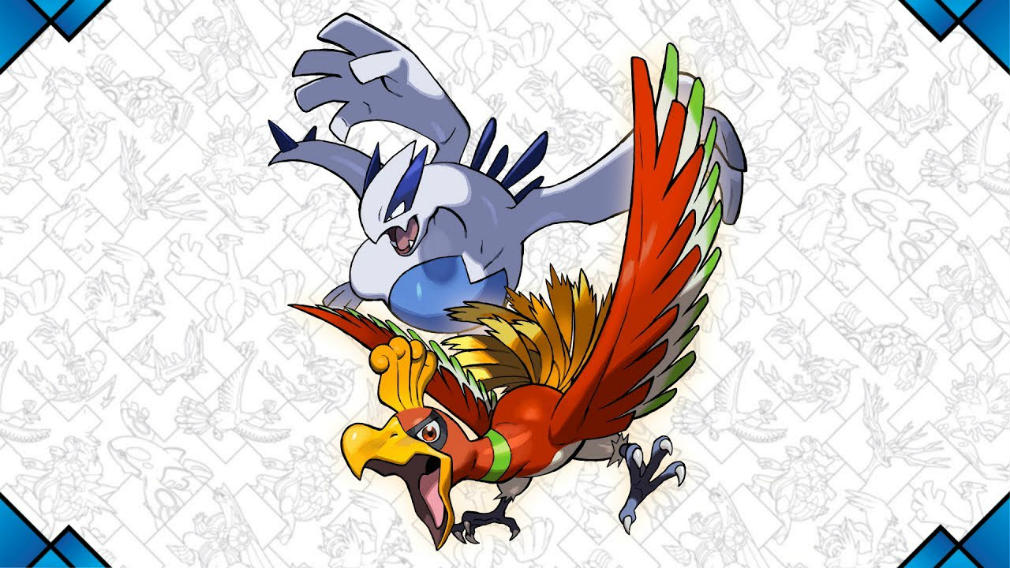 Lugia and Ho-Oh bring the year of Legendary Pokemon to a close