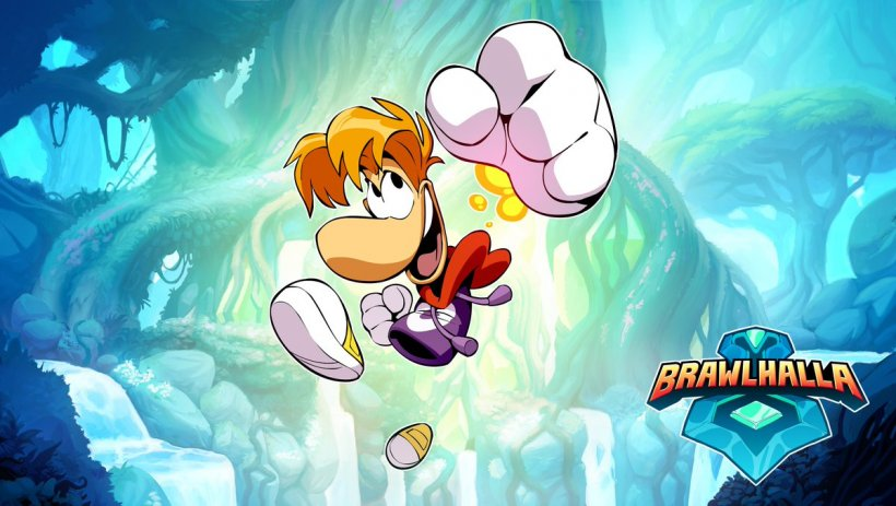 Rayman's coming to the platform fighter Brawlhalla and fans are a bit torn about it