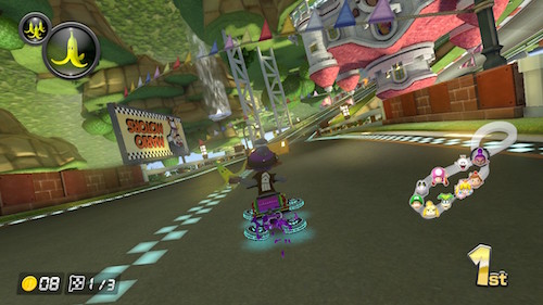 Mario Kart 8 Deluxe is the fastest selling title in the series to date