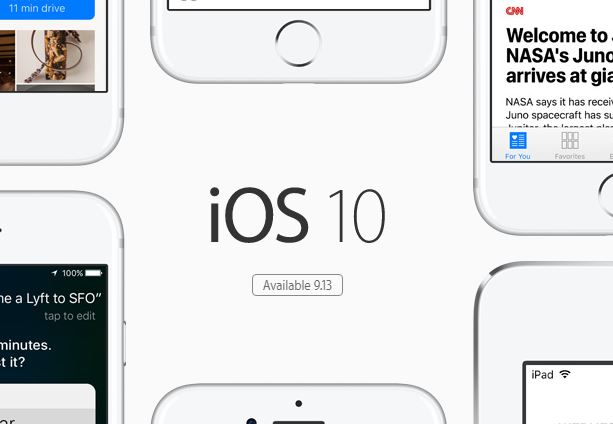 Apple Event 2016 - What's coming in iOS 10?