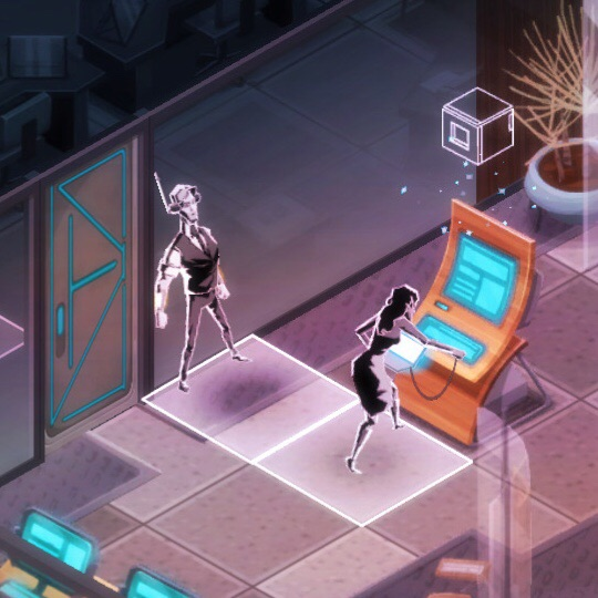 Steam Tip: Invisible Inc. turns infiltration into a sneaky turn-based tactics game