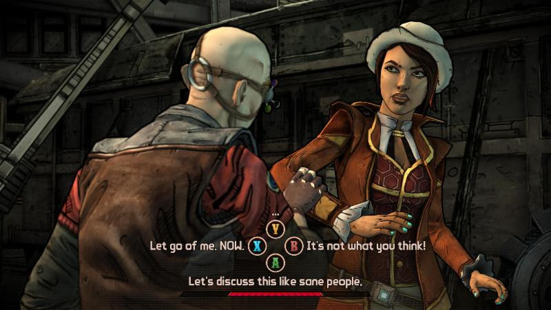 The first episode of Telltale's Tales from the Borderlands is now available on Android