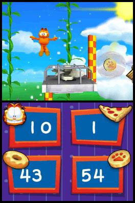 Garfield S Nightmare Games Pocket Gamer