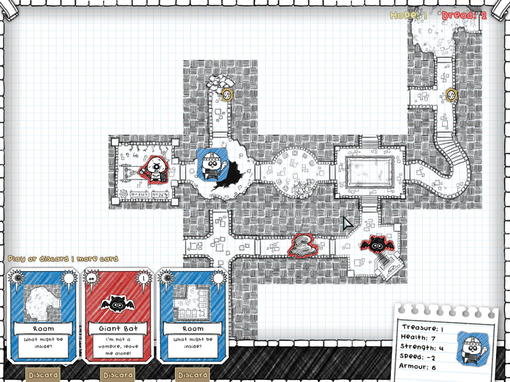 Guild of Dungeoneering | Games | Pocket Gamer