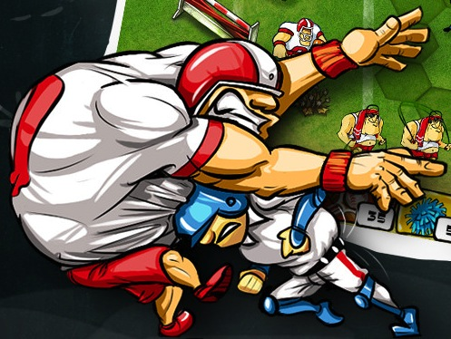 Free iPhone and iPad games: Goal Defense, Chicken Coup Remix HD