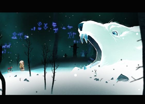 Out at midnight: Last Inua is a chilly puzzle platformer with a pair of protagonists