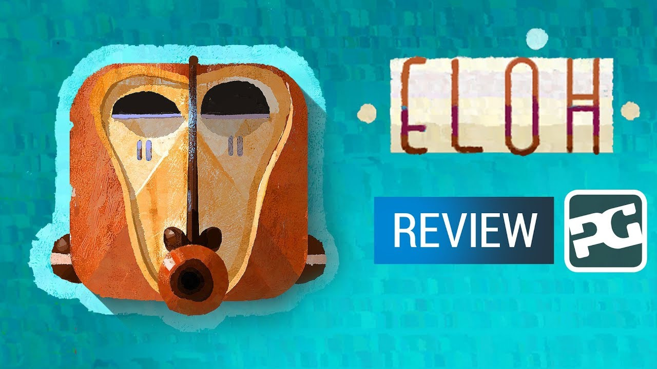"ELOH video review - ""Groove is in the heart of this puzzler"""