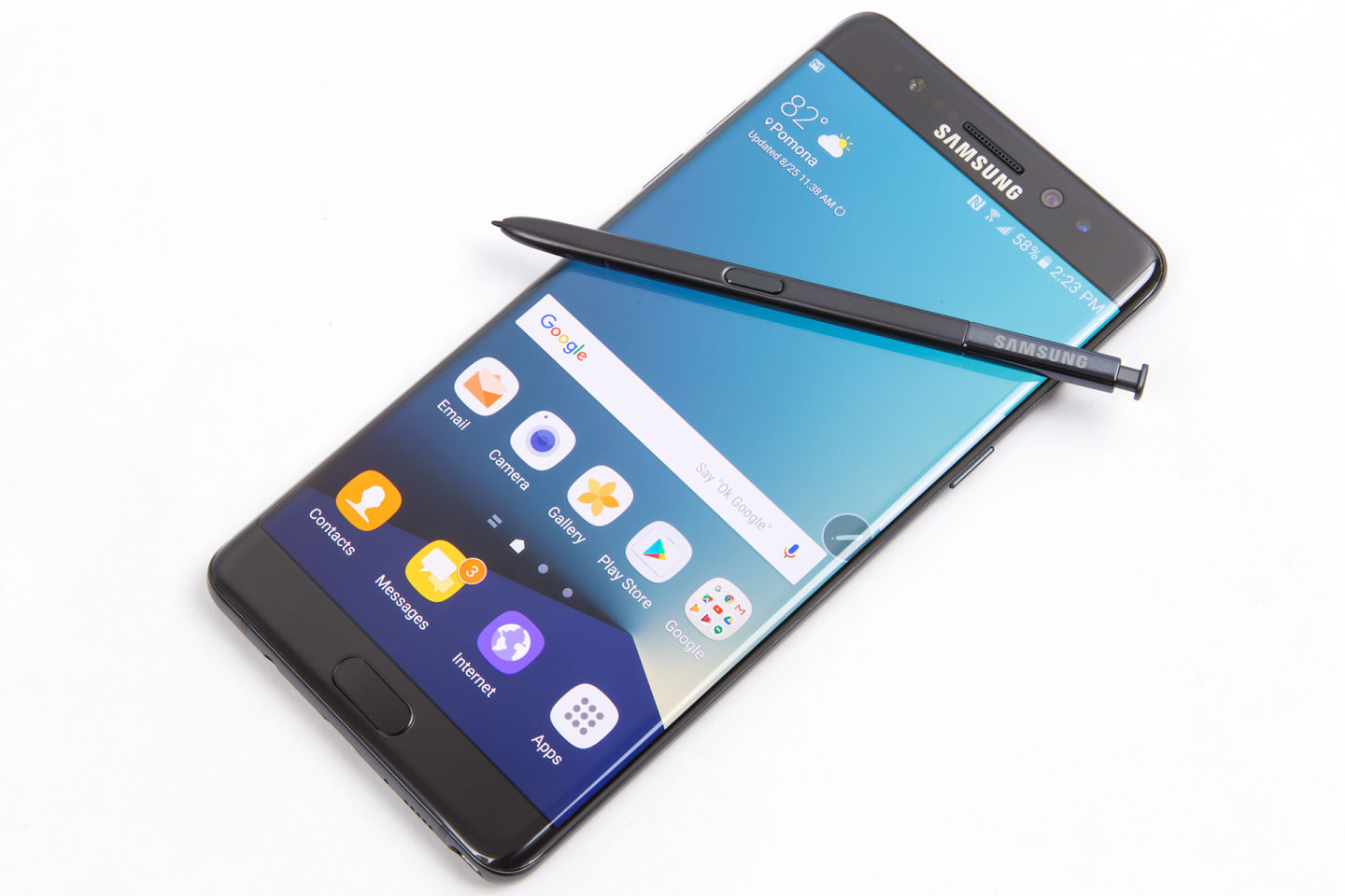 Galaxy Note7 is now banned outright from a lot of commercial airlines