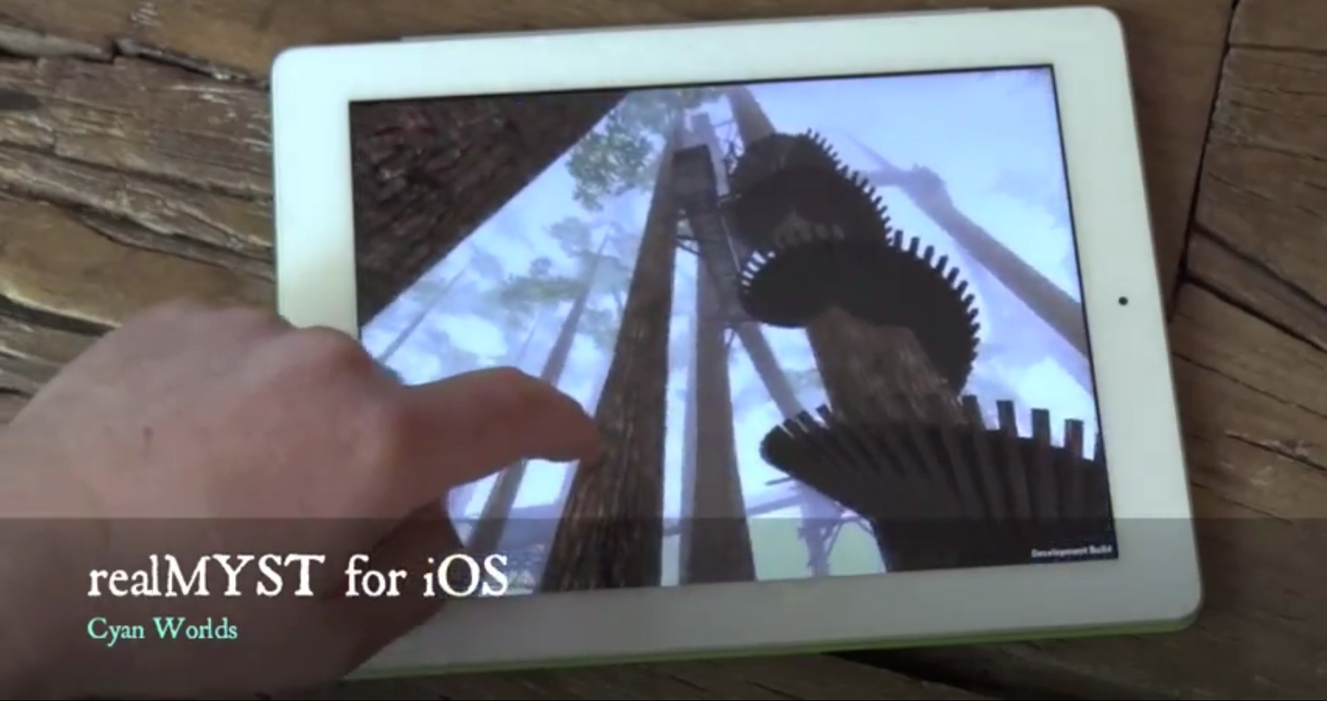 Cyan Worlds bringing realMyst to second- and third-gen iPad this Thursday