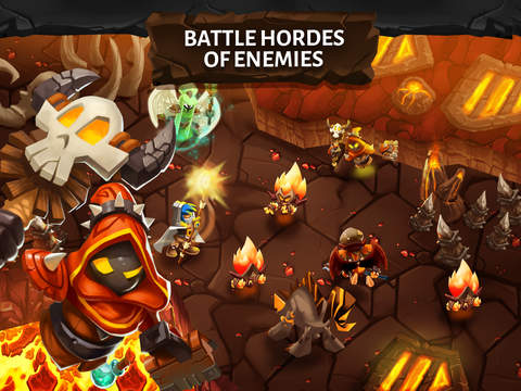 Not out at midnight: The ex-Rovio devs at Boomlagoon bring action RPG Spirit Hunter to the App Store [Update]