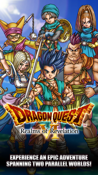 Dragon Quest VI - Full of charm