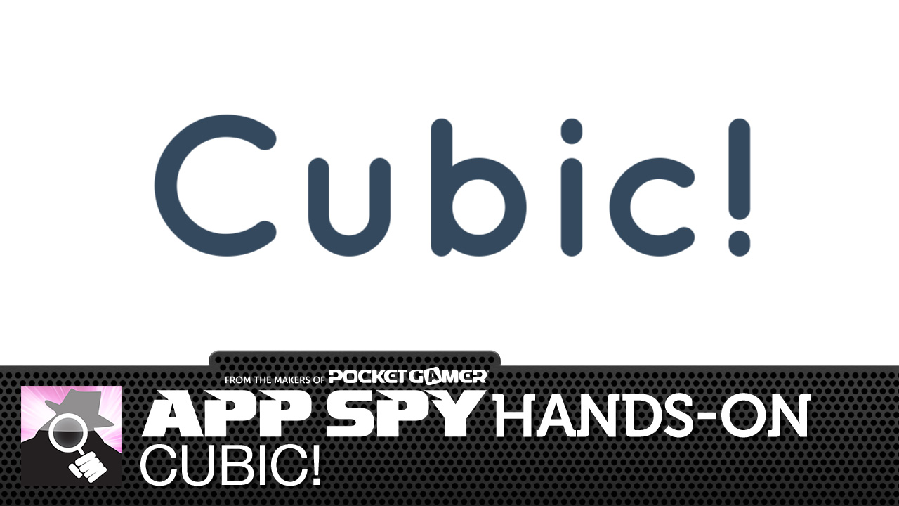 Cubic! could well drive you potty when it comes to iOS in April