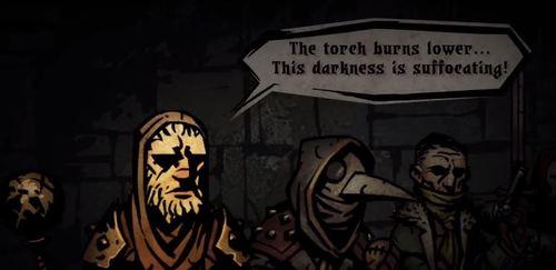 Test de Darkest Dungeon