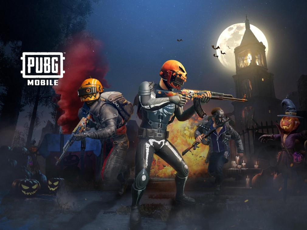 PUBG Mobile's getting in the Halloween spirit in this huge new update