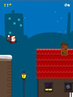Santa Dash out this week on Java Mobiles