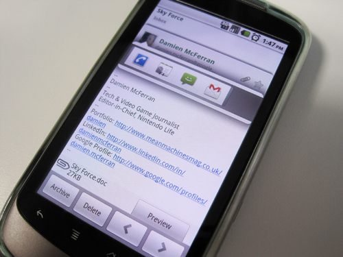 Android 2.2: The official verdict