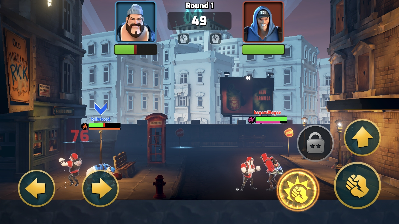 Mayhem Combat review - Fortnite meets Super Smash Bros. on your mobile