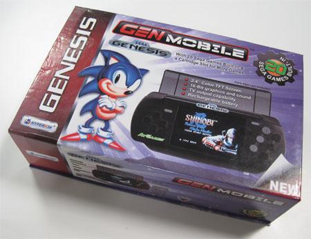 GenMobile Portable Mega Drive Review
