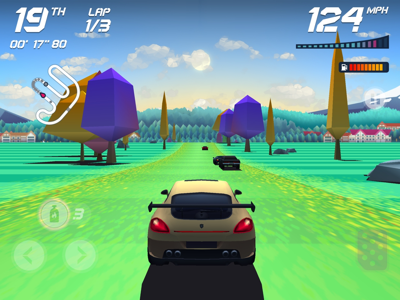 [Update] Exceptional Outrun-like racer Horizon Chase updated with new Hawaii cup and more