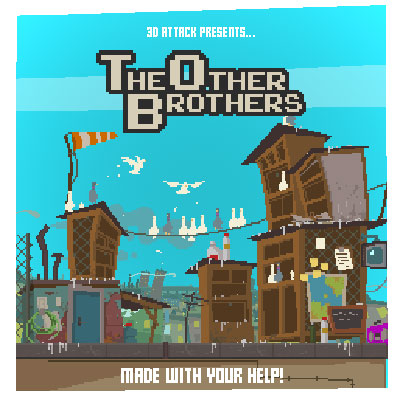 Hands-on with The Other Brothers - a knockabout platformer you have to play