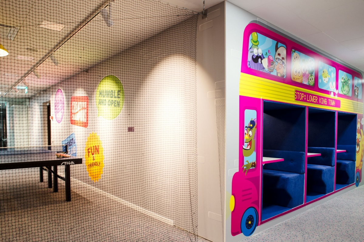 Candy Crush and creative minds - Inside King's Stockholm studio