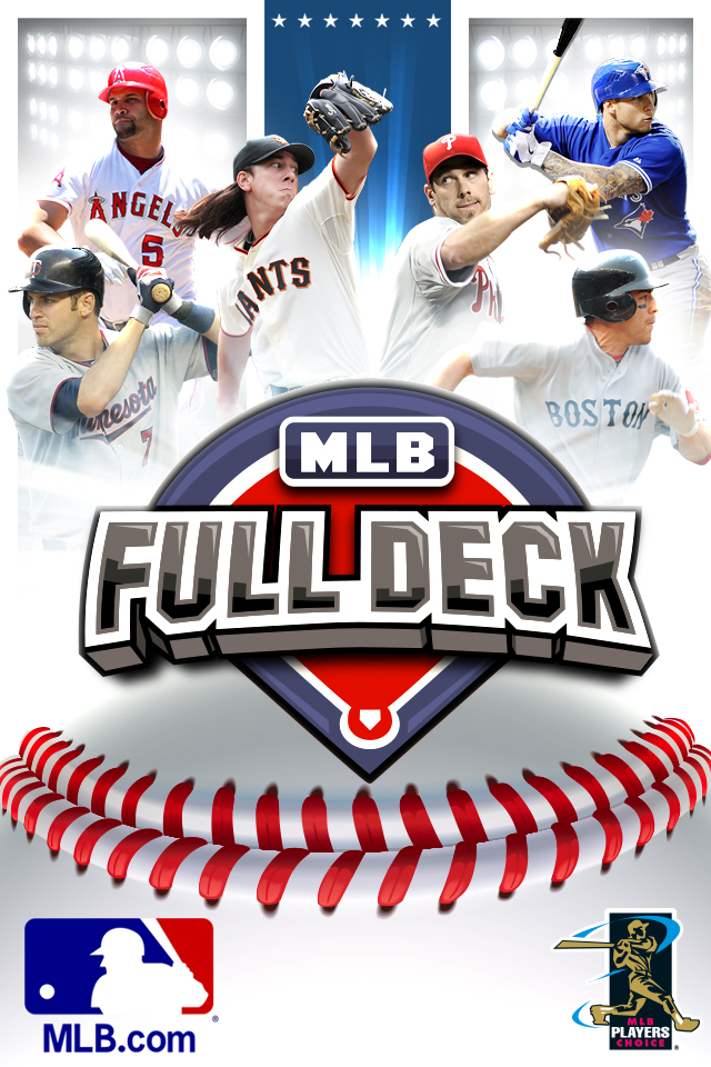 Hit an upper decker with a major update to GREE's fantasy baseball simulator MLB: Full Deck