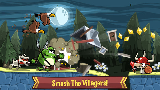 Bonkers F2P card-battler and platformer Monsu rides a llama onto iOS