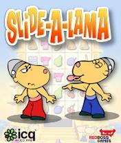 slide a lama