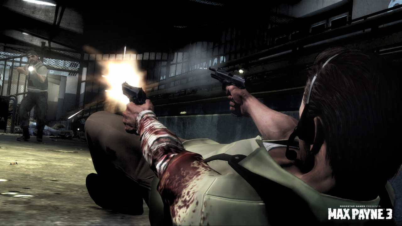 Rockstar Games Bringing Shooter Max Payne 3 To Mobile Devices