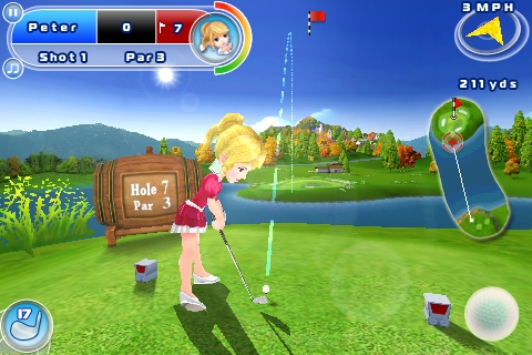 Gameloft's Let's Golf! 2 iPhone tees off in New Zealand