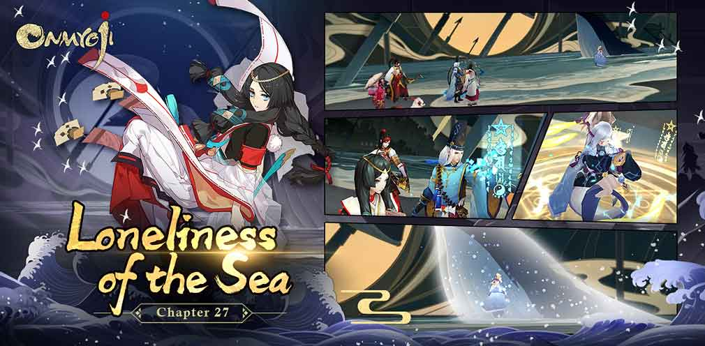 Onmyoji's new update introduces new characters and story chapters
