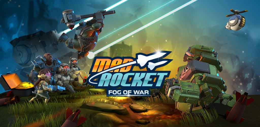 Mad Rocket: Fog of War beginners' guide - 4 tips to help you find your way through the haze
