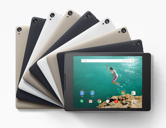 Google's Nexus 9 is a 4:3 tablet with a Tegra K1 processor and some of the iPad's style