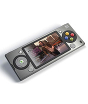 Zune meets Xbox 360 in a mash-up handheld