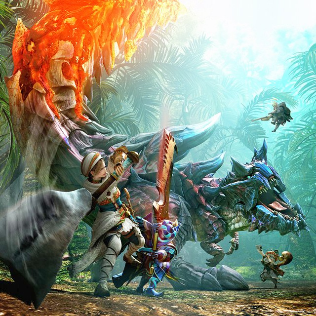 Monster Hunter Generations icon