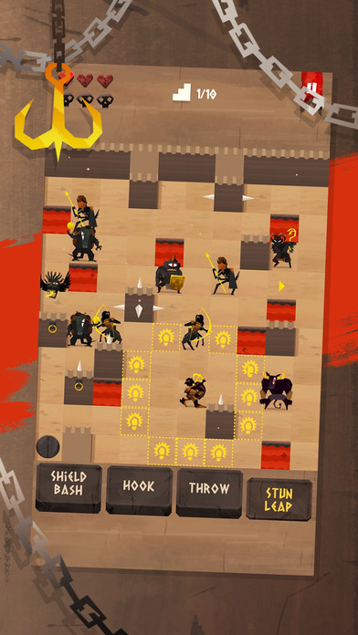 [Update] Tiny Touch Tales' roguelike Enyo hooks its way onto iOS and Android a week early