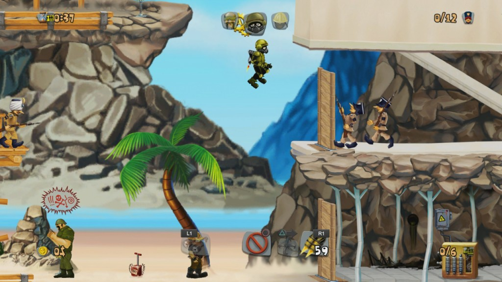 This week on the PS Vita Store: CastleStorm, A-Men 2, and Bloodred Wyvern