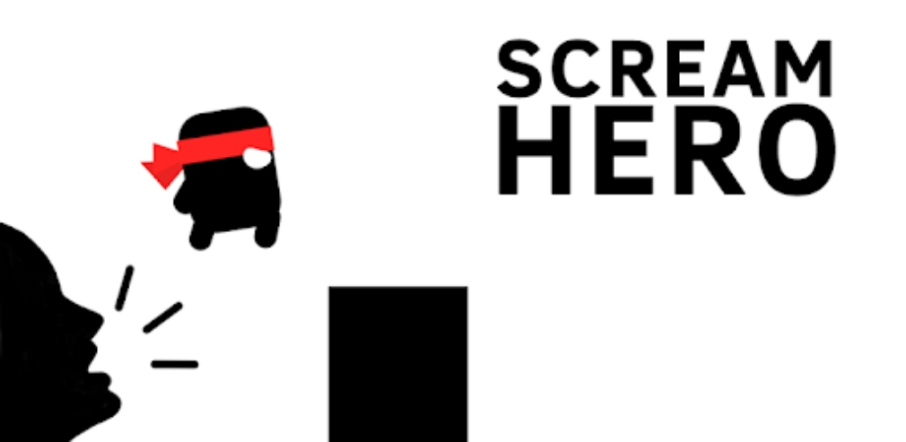 Scream Go Hero cheats and tips - How to complete all levels without screaming the house down