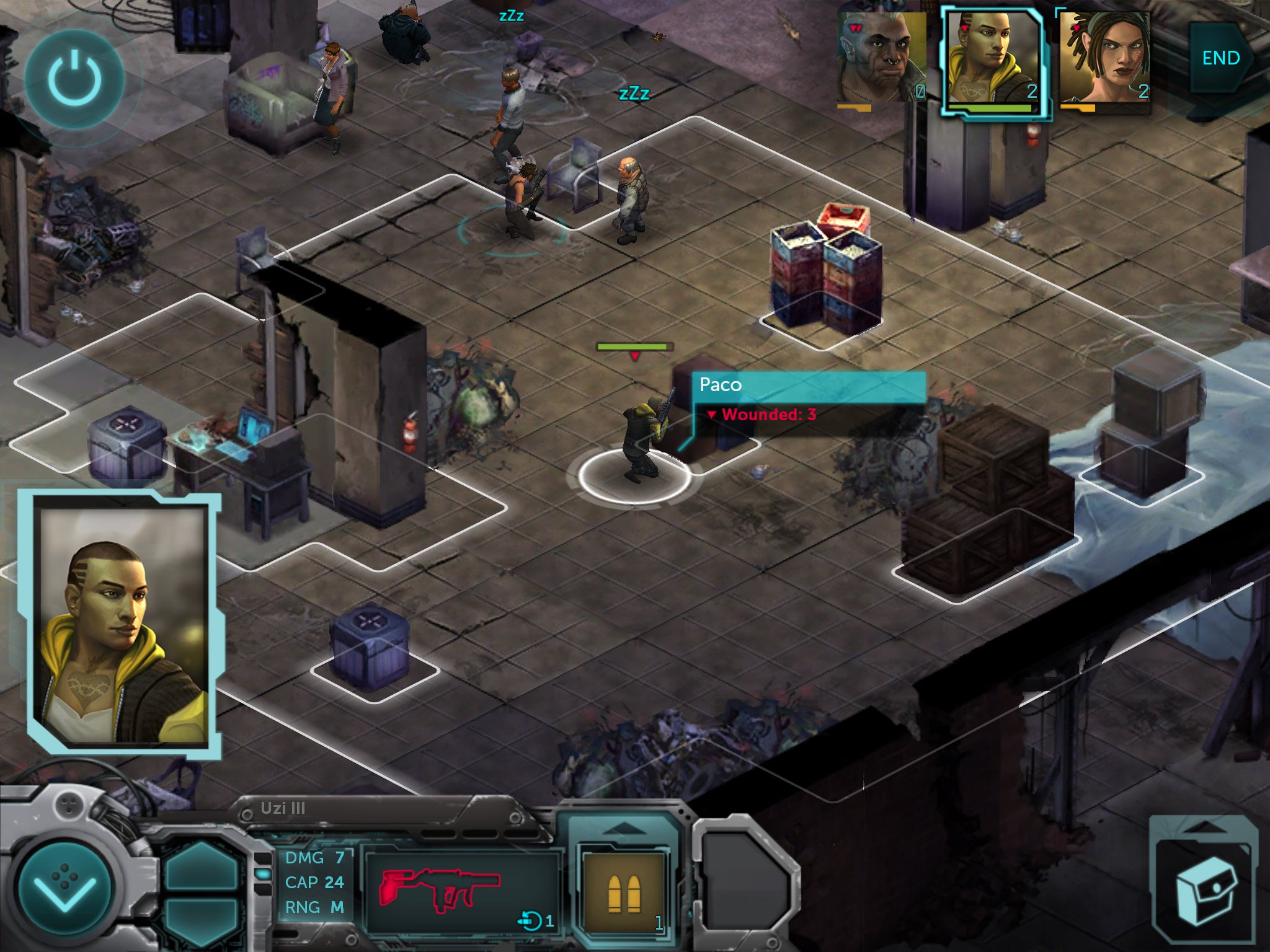Cyberpunk RPG Shadowrun Returns is just £1.99 / $2.99 on iOS and Android right now